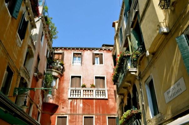 Venetian Buildings