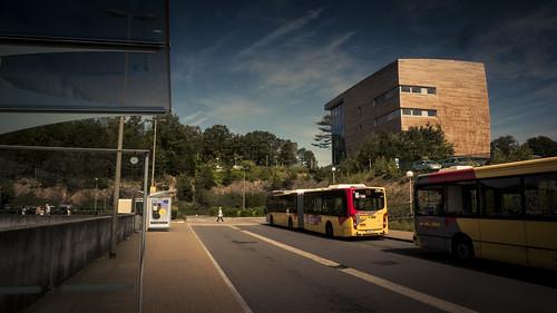 Terminus Hospital (CHU, Sart-Tilman (Liège), Belgique) - Photo : Gilderic