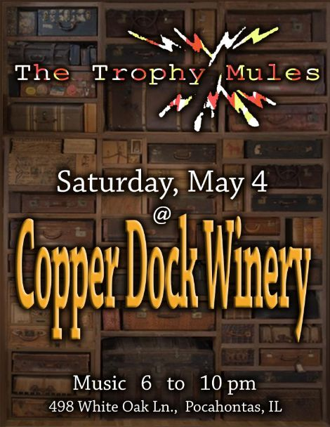 The Trophy Mules 5-4-13