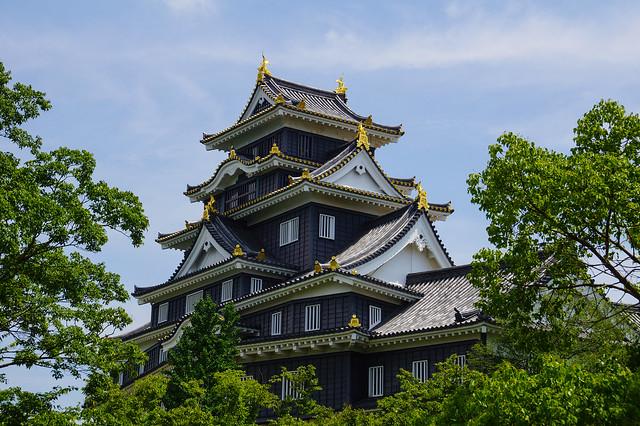 Okayama-jō