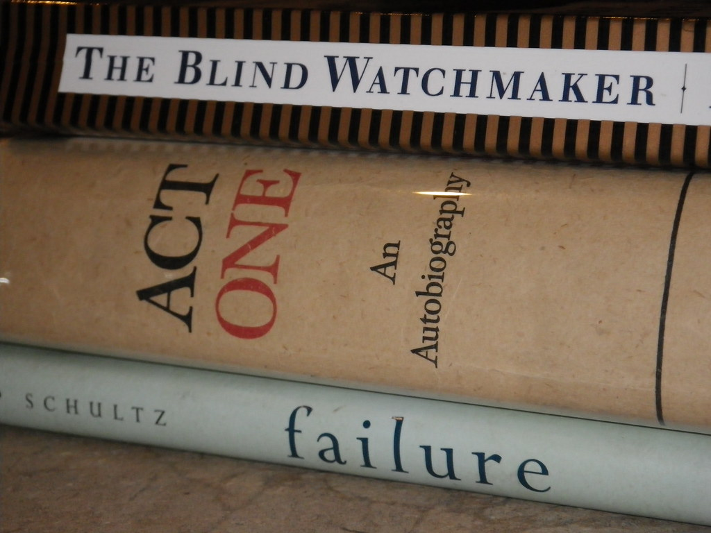 The Blind Watchmaker / Act One / Failure