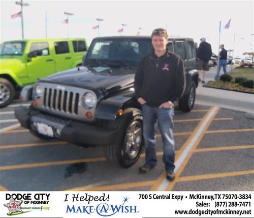 Dodge City of McKinney would like to wish a Happy Birthday to Stephen Harmon! by Dodge City McKinney Texas