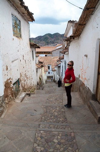 Back-alleys of Cusco