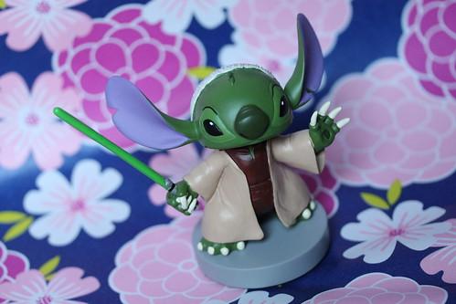 Yoda Stitch