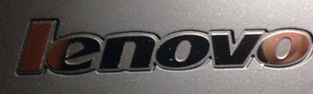 Lenovo improved logo
