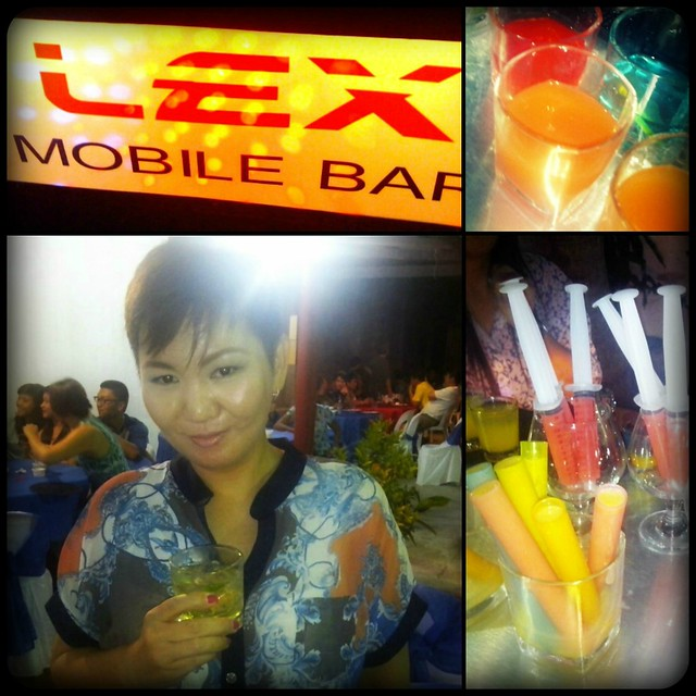 Lex Mobile Bar