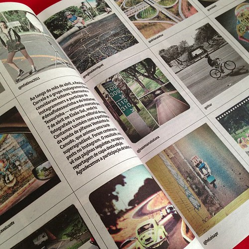 trânsito brasiliense Revista do Correio - Desafio Instagram