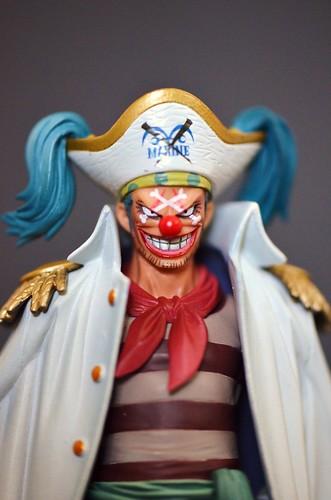 One Piece - Banpresto  ~The Grandline Men~ BUGGY