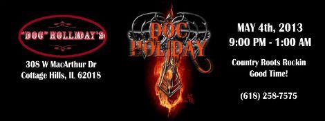 Doc Holiday 5-4-13