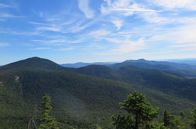 Mt Whiteface View Passaconaway Southeastern Ridge