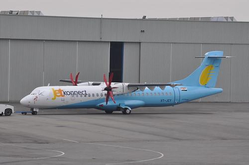 VT-JCY ATR72-600 1064 JetKonnect