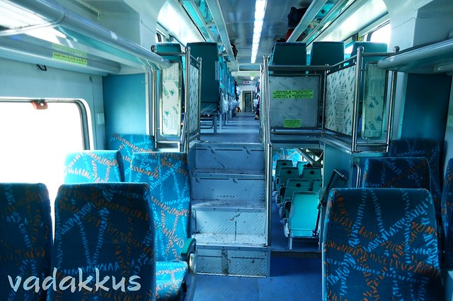 AC Double Decker Interiors