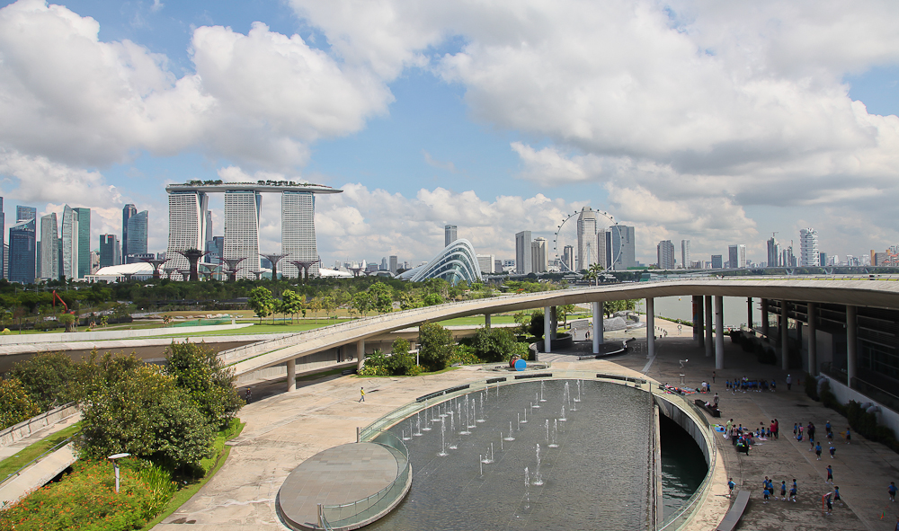 Marina Barrage Singapore