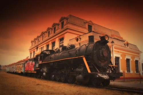 tren en sol mayor
