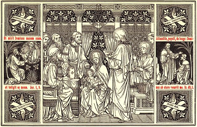 Missale Romanum Johannes Täufer