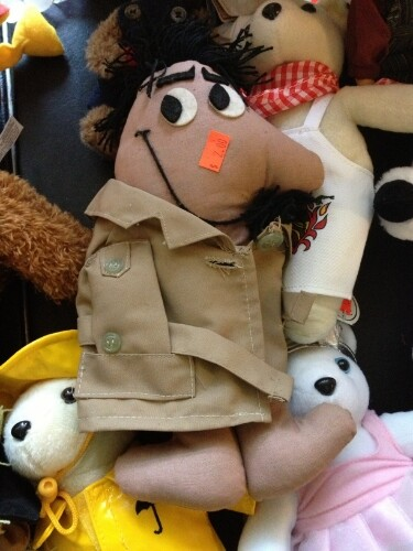 Mr. Flashmore Jr.