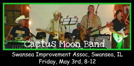 Cactus Moon Band 5-3-13