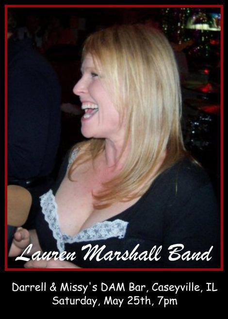 Lauren Marshall 5-25-13