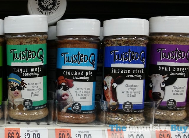 Twisted Q Seasonings 2