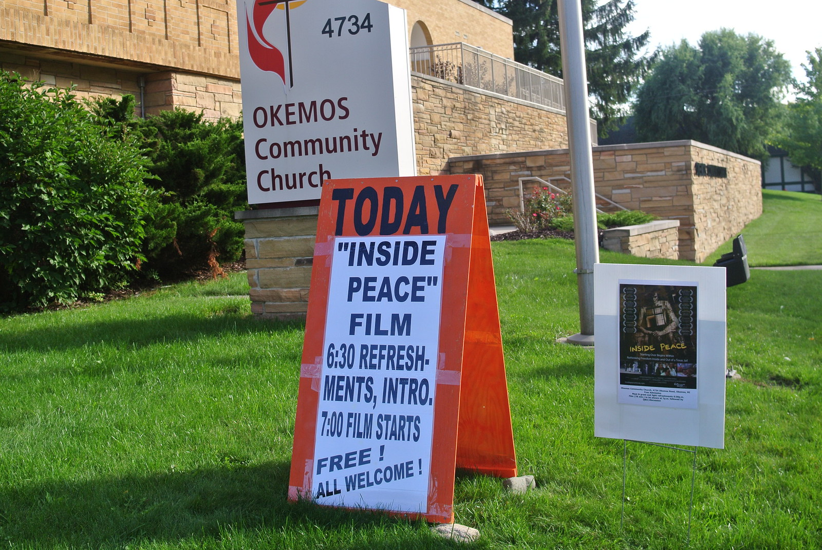 Inside Peace movie showing during Lansing PeaceQuest 2016 (1)