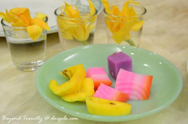 Nyonya Kuih and Jackfruit Slices