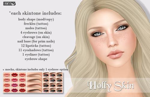 Holly Skin