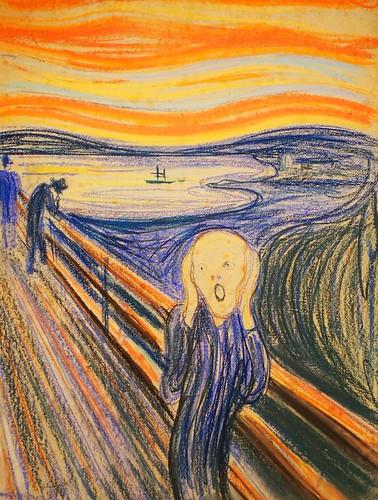 The Scream by Paris B-A
