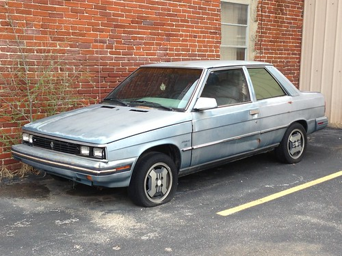 1987 Renault Alliance