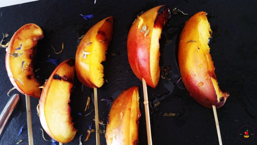 nectarines grillées 2