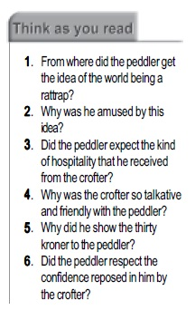 Prose 4 - The Rattrap