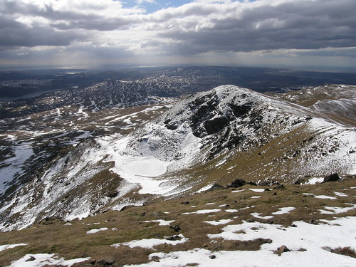 Brown Pike and Blind Tarn