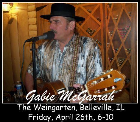 Gabie Mcgarrah 4-26-13