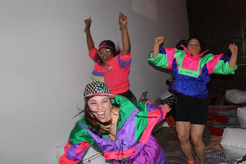 Viva Bodyroll and her proFRESH dance crew