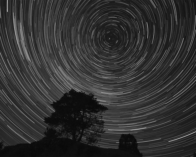 Star trails por Danielgjelsvik
