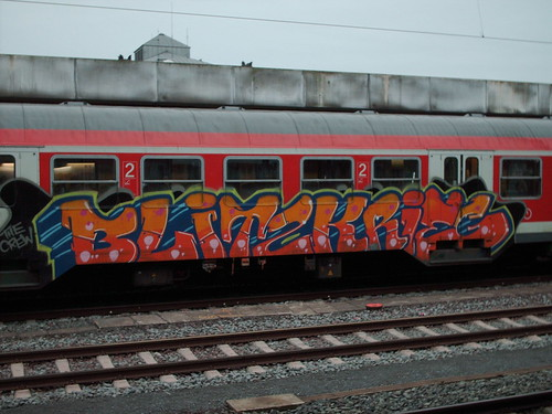 Blitzkrieg by graffiticollector