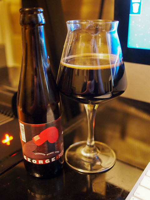 Mikkeller George! Barrel Aged (Calvados Edition)