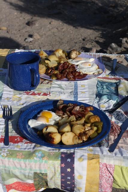 Mmmmm, breakfast!