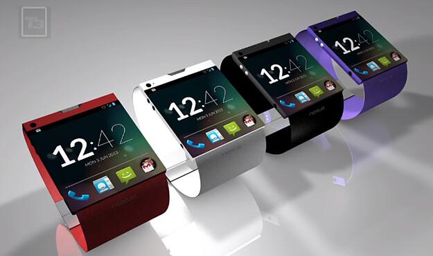 <h2>Google Smartwatch — Nexus Smartwatch</h2>