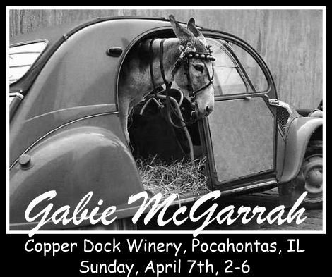 Gabie McGarrah 4-7-13