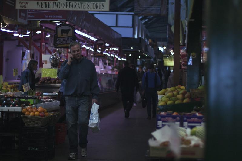 Toronto, Canada- St Lawrence Market