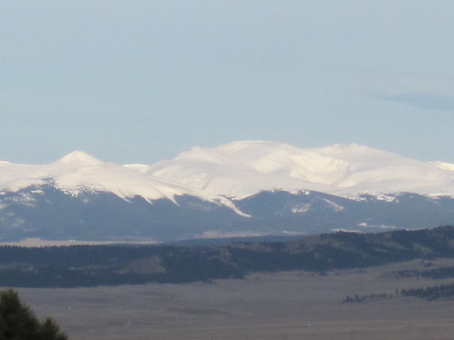Pictures from Wilkerson Pass, Colorado