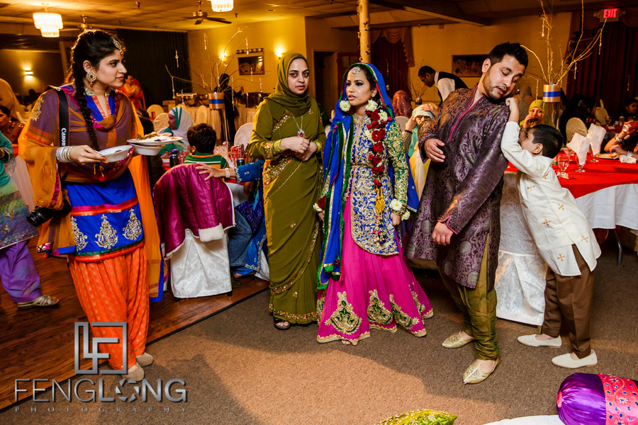 Sani & Javed's Mehndi | Lal Qila Restaurant | Atlanta Indian Wedding Photography