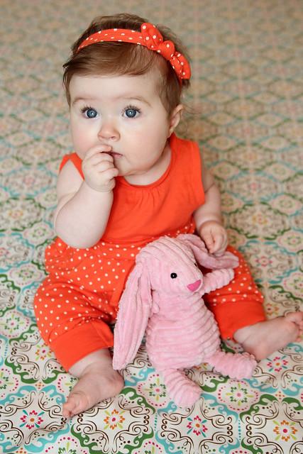 Harper at 7 months