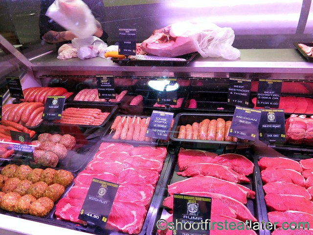 Queen Victoria Market- meat-004