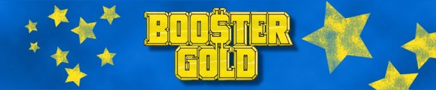 Booster Gold of Earth-4: The Five Earths Project