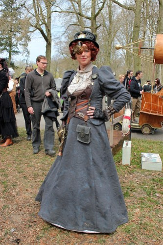 @ steampunk camp