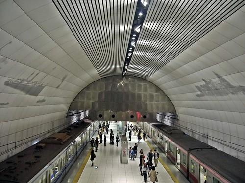 yokohama subway