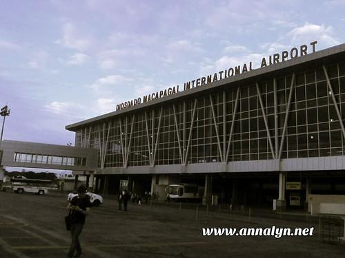 Diosdado Macapagal International Airport