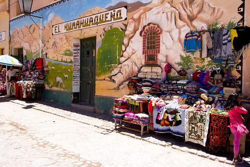 Calle de Humahuaca