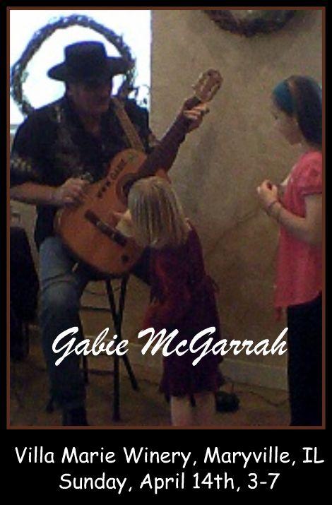 Gabie McGarrah 4-14-13
